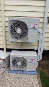 multiple air-conditioners